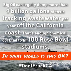 dumping fracking waster