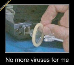 no more viruses for me
