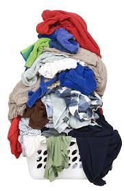washing pile 2