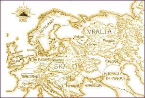 Kushiel-map