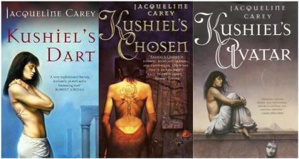 Kushiel's Dart Trilogy