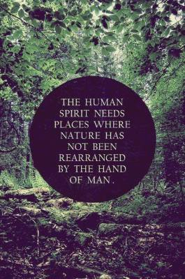 Nature and thoughts