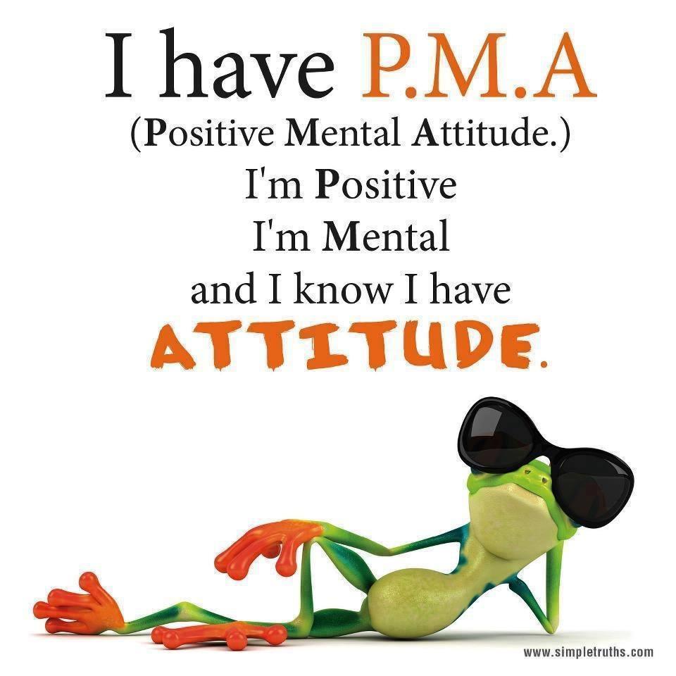 Pma meaning