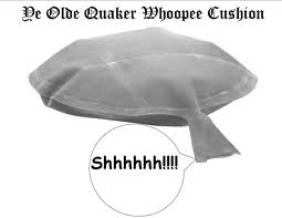 The Serious Side of the Whoopee Cushion