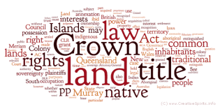 mabo-legislataion-wordle