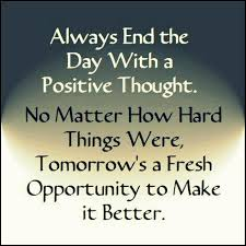 positive thougths