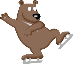 cartoon-bear-ice-skating-03