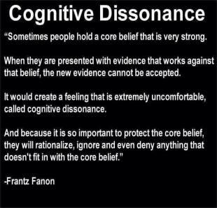 cognative diss