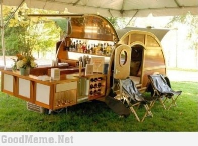 maybe I'd go camping in that