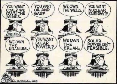 reason for not doing solar