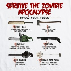 know you zombie tools