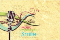 Music_makes_you_smile_by_RainOfCakes
