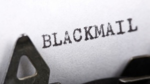 1-Blackmail