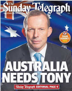 australia needs tony